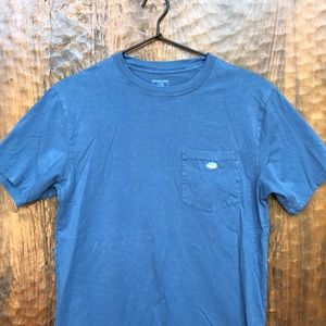 Blue Southern Tide T-shirt